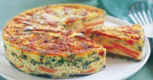 Фриттата — итальянский завтрак! Вкусный завтрак! - Apetitno.TV