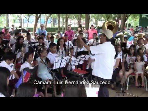 Palmas 2016... Audición para las Madres en el mes de las Flores