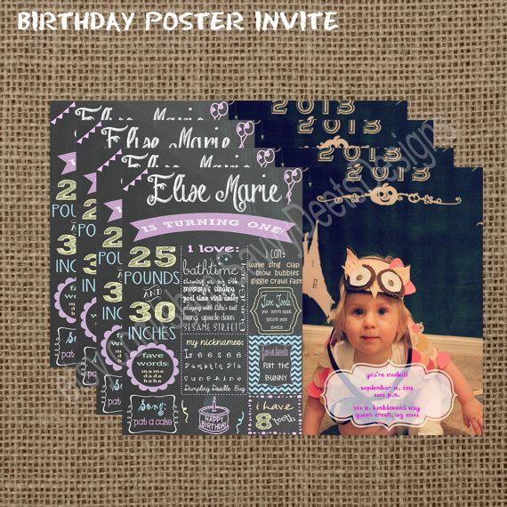 Birthday Date Poster: Best 25+ Birthday Posters Ideas On Pinterest