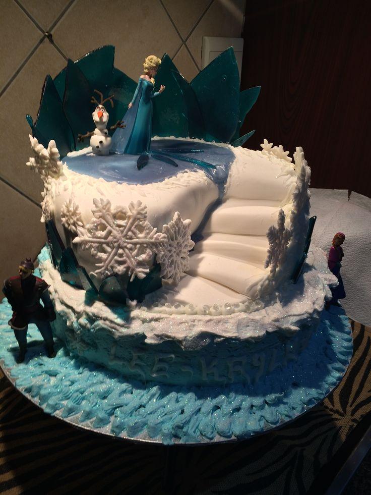 Lee-Kayla birthday cake