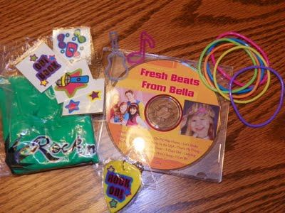 17 Best Images About Fresh Beat Band Party On Pinterest