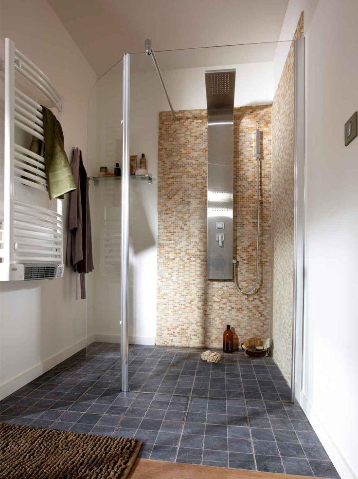 les 10 meilleures images du tableau salle de bain sur pinterest salle d eau d coration salle. Black Bedroom Furniture Sets. Home Design Ideas