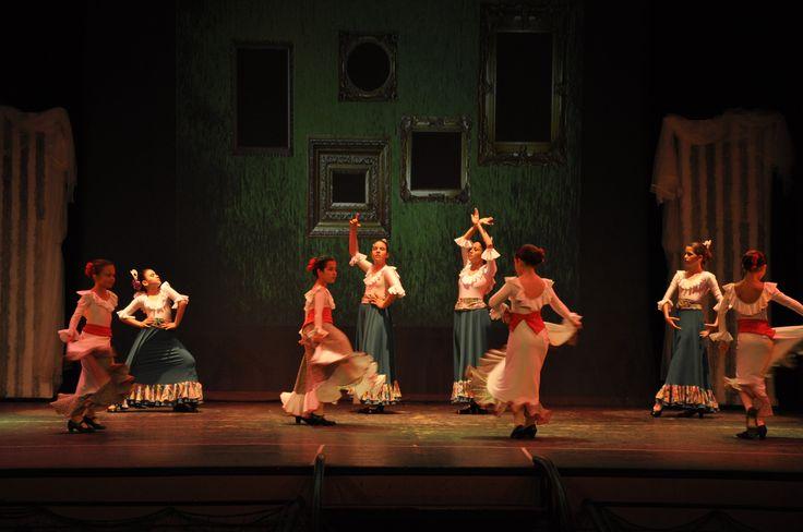 """Quinto Festival del Estudio de Danza Raquel Bernaola: """"Por amor al arte"""""""