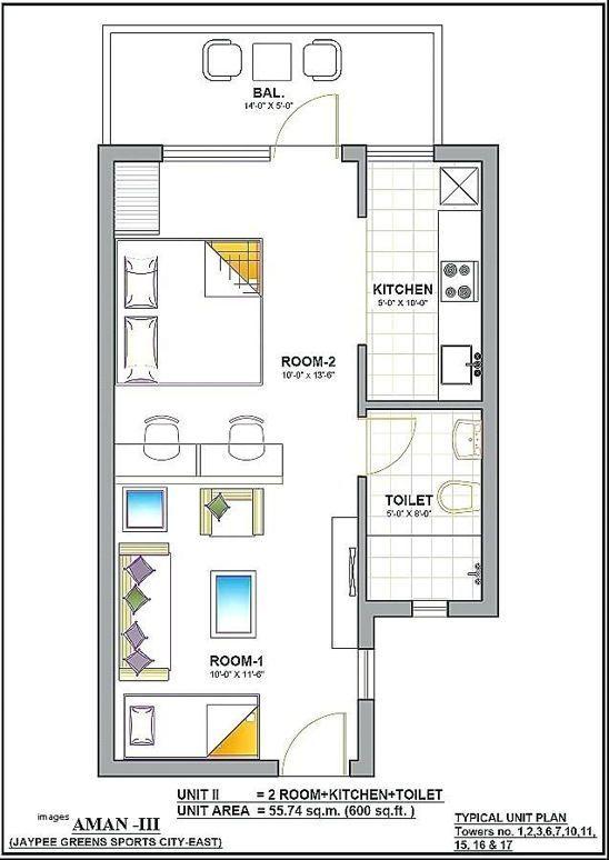 Konsep Rumah Panjang Unique Floor Plans Duplex House Plans House Plans House floor plan unit of measurement