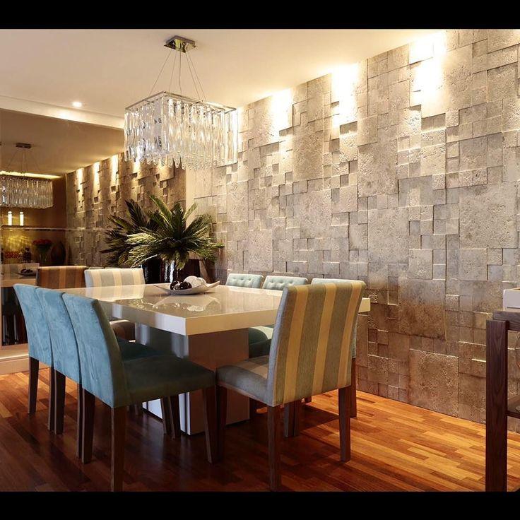 A beleza do taco de madeira no chão harmonizado com a rusticidade do cimento etrusco 3D na parede... Revestir um ambiente é uma ARTE! Aqui na Ulishop temos todas as soluções de revestimento e uma equipe mais que preparada! #ulishop #vempraulishop #revestimento #madeira #indusparquet #castelatto #vistasuacasa #arquitetura #arquiteto #architect #instaarch #architecture #decor #decoração #design #inspiração #casa #acabamento #home #homeideas #designinteriores by ulish0p