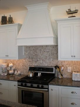 Park Front Lake Home - traditional - kitchen - grand rapids - Cottage Home, Inc.