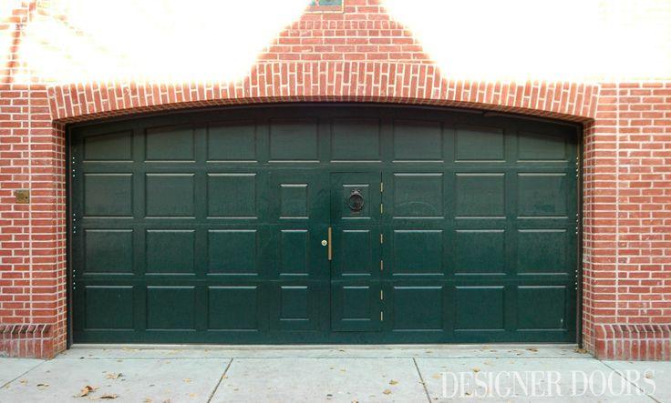 With a wicket door you can access your garage without opening the overhead door. & 33 best Wicket Door images on Pinterest | Door ideas Doorway ideas ...