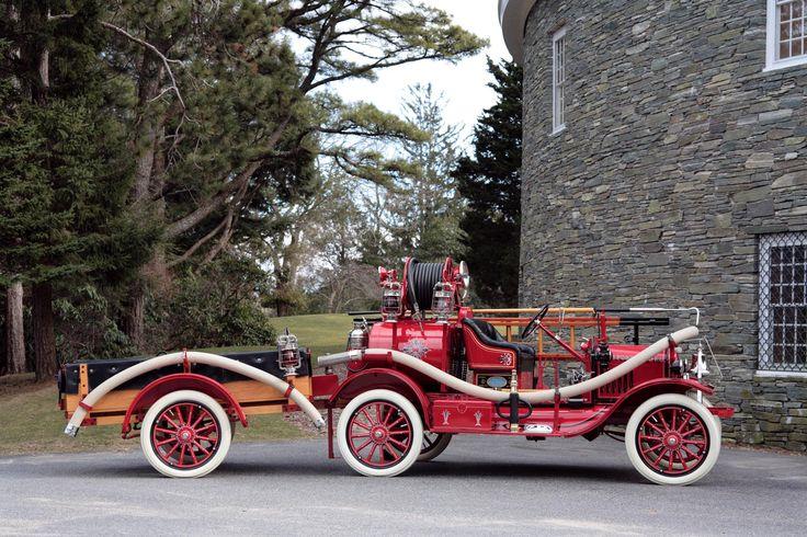 190 Best Antique Fire Truck Images On Pinterest Fire