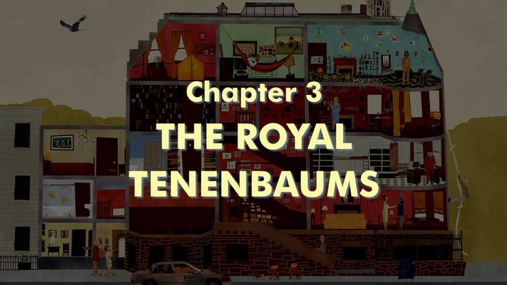 THE WES ANDERSON COLLECTION CHAPTER 3: THE ROYAL TENENBAUMS. Adapted from the book THE WES ANDERSON COLLECTION by Matt Zoller Seitz  abramsbooks.com/Books/The_Wes_Anderson_Collection-9780810997417.html  Edited by Steven Santos