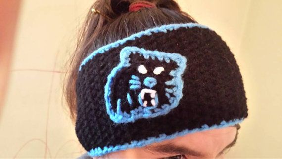 Check out this item in my Etsy shop https://www.etsy.com/listing/265449373/north-carolina-panthers-inspired-ear