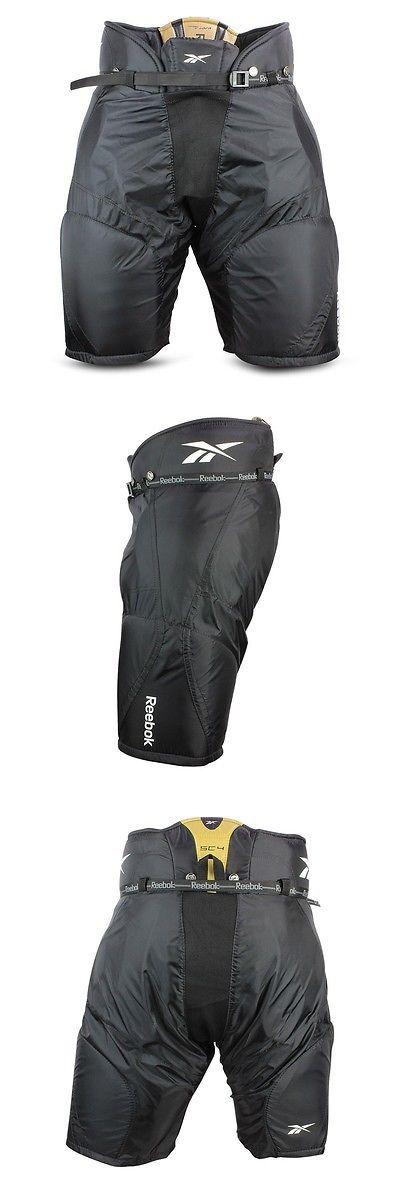 Other Hockey Protective Gear 79767: Reebok Sc874 Ice Hockey Pants Senior Size Medium Black New Sr Mens Ice Breezers -> BUY IT NOW ONLY: $34.99 on eBay!