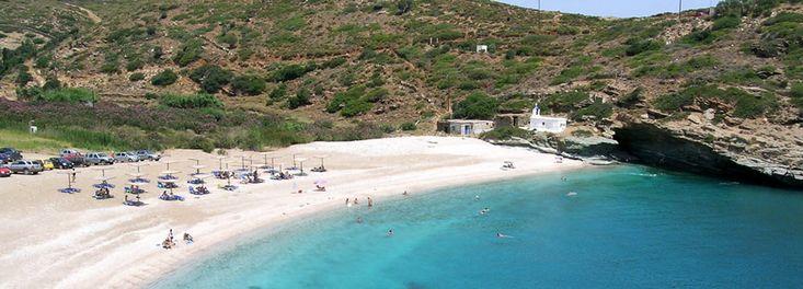 The beach of Vitali