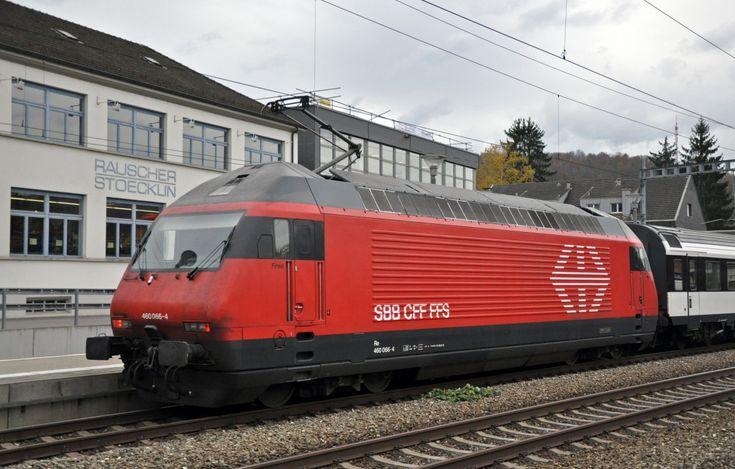 RE 460 066-4 SBB