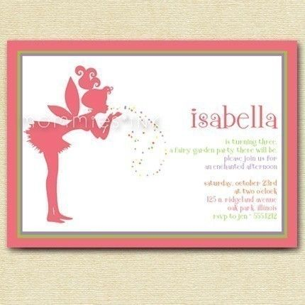 best 25+ fairy party invitations ideas that you will like on, Birthday invitations