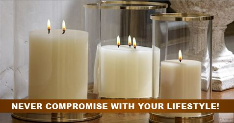 NEVER COMPROMISE WITH YOUR LIFESTYLE! -- https://goo.gl/H2dc2k