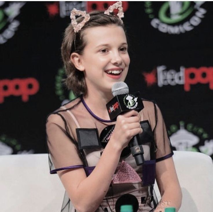Millie at Seattle comic con! (1)