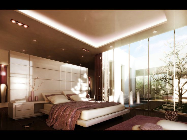 feminine bedroom by aboushady81