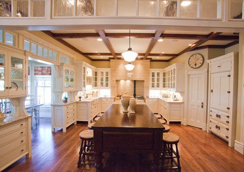 kitchen inspired by the practical magic house