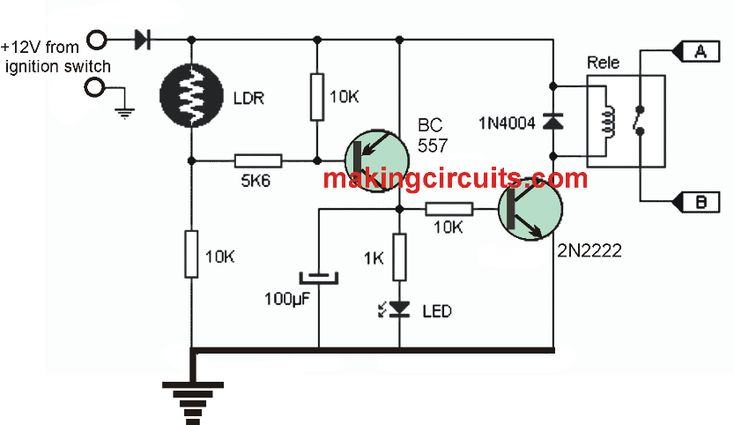 25  unique ldr circuit ideas on pinterest