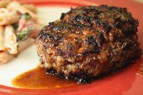 Julia Child's Hamburger Lyonnaise
