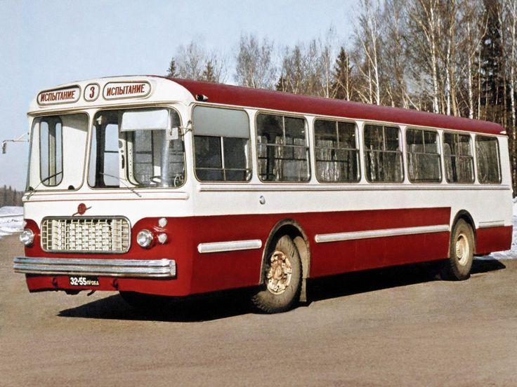 ЗиУ 6-2М Опытный '1969–70