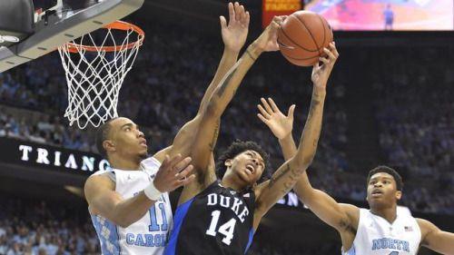 Duke defeats UNC 74-73 #Syracusebasketball #Dukebasketball...: Duke defeats UNC 74-73 #Syracusebasketball #Dukebasketball #DukeBasketball…
