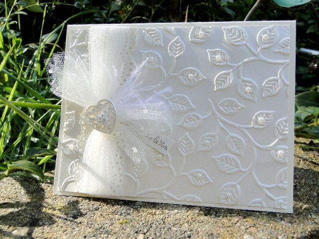 Wedding card by jasonw1 - Cards and Paper Crafts at Splitcoaststampers STUNNING!