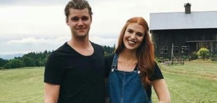 Jeremy Roloff's rep confirmed the star's wife, Audrey Roloff, gave birth to daughter Ember Jean on Sept. 10.