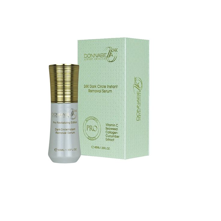 Donna Bella 24K Pro Edition Dark Circle Instant Removal Serum The rejuvenating action of this serum helps to encourage youthful vitality and a radiant glow to  Read more http://cosmeticcastle.net/donna-bella-24k-pro-edition-dark-circle-instant-removal-serum/  Visit http://cosmeticcastle.net to read cosmetic reviews