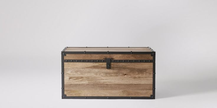 Babar Industrial Trunk | Swoon Editions
