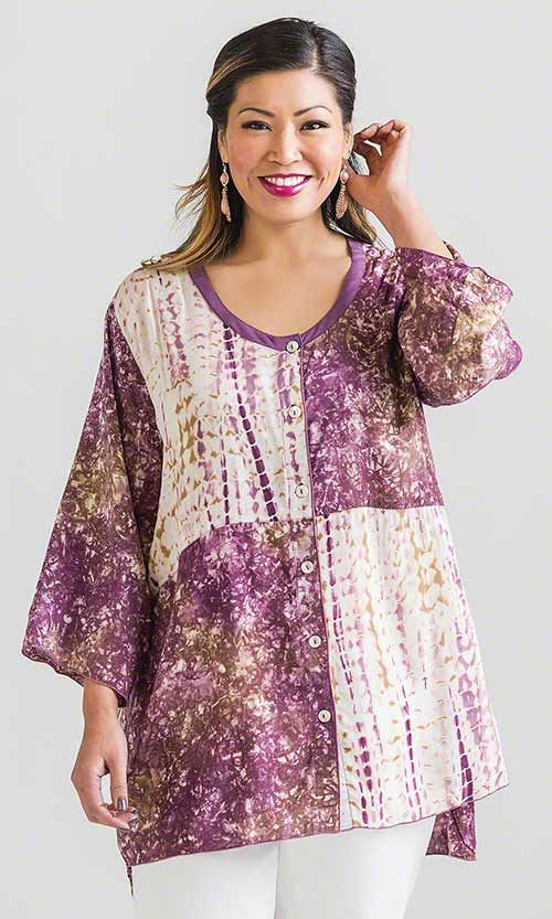 Jenner Tunic / Mother's Day Fashion & Gifts / MiB Plus Size Fashion for Women