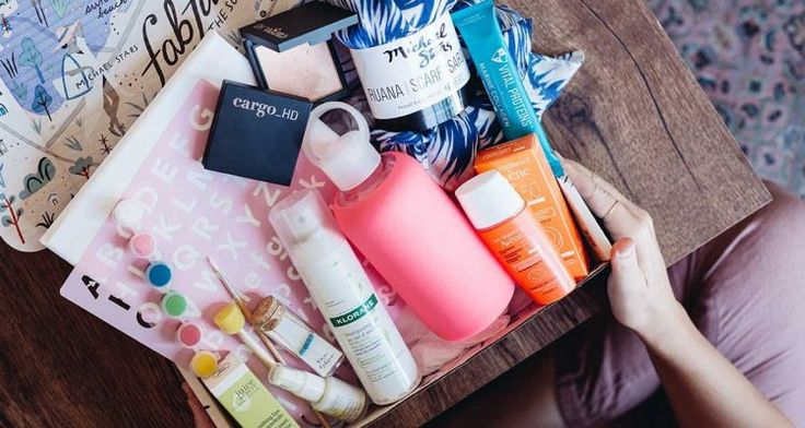 Fab Fit Fun Summer 2017 Box AND COUPON SBS10 for $10 OFF    Packed Full of AWESOME!