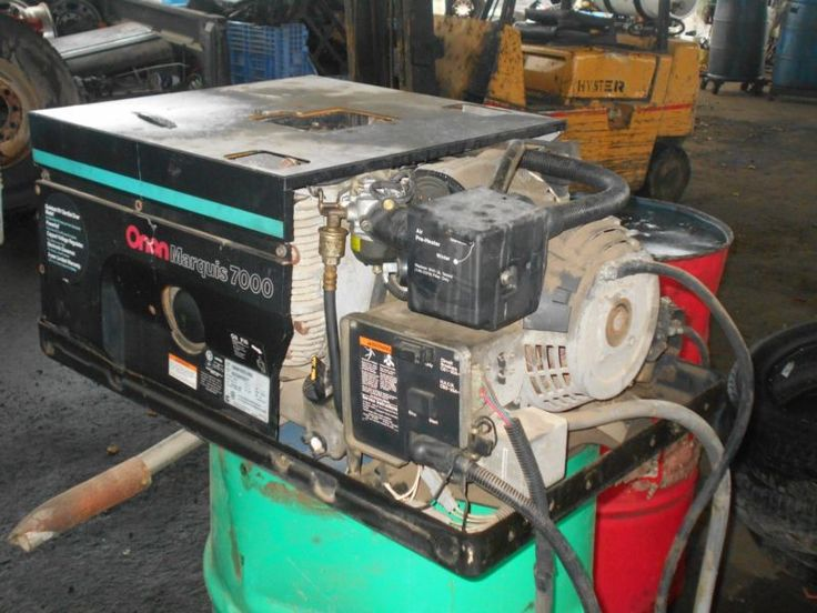 ONAN MARQUIS 7000 GENERATOR #generator #marquis #onan   RV