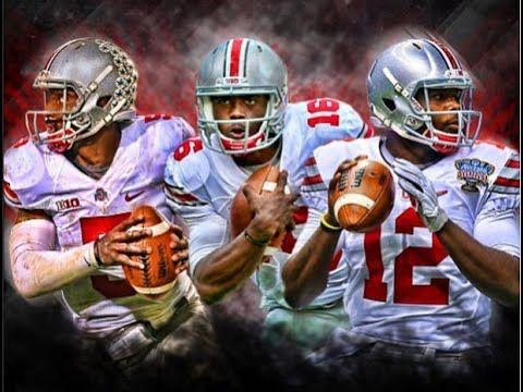2015 Ohio State Spring Game - YouTube