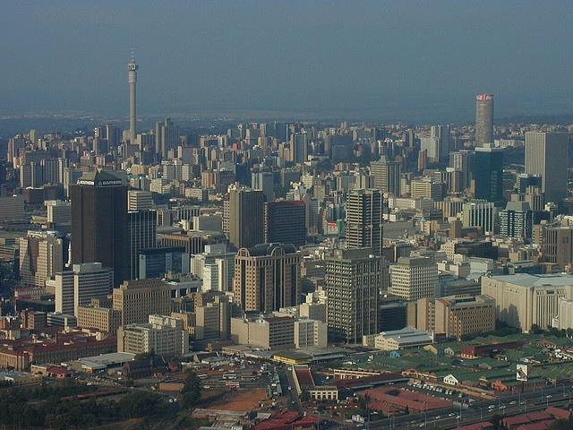 Johannesburg Awesome photo.