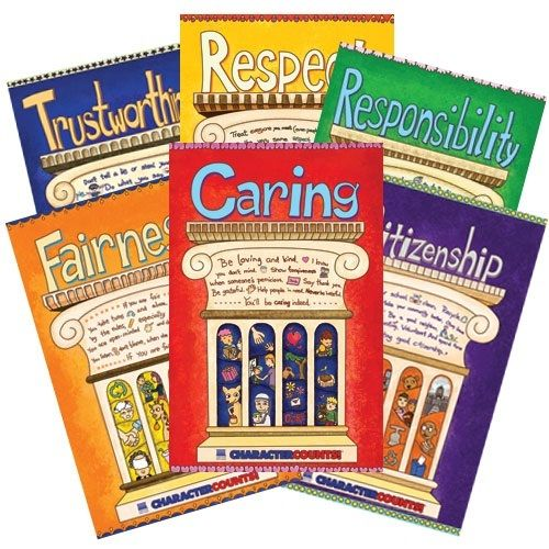 six pillars essay Help on english essay about the 6 pillars or character  show more their are six pillars of character they are trustworthiness, respect, caring .