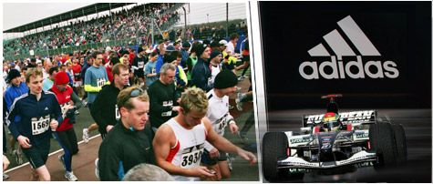 adidas Silverstone Half Marathon- one for 2014!