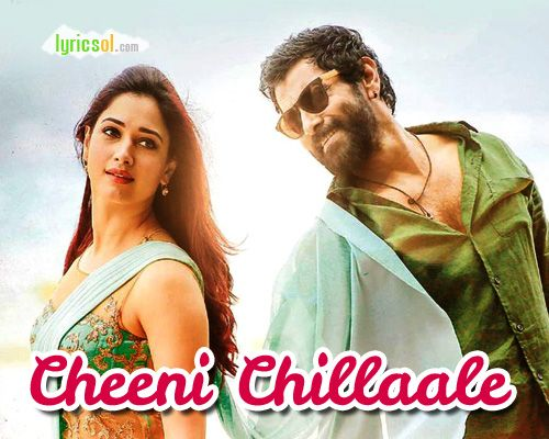 Cheeni Chillaallee Lyrics : Cheeni Chillaale Song from Sketch is sung by Shweta Mohan, Yazin Nizar and composed by S S Thaman, starring Vikram, Tamannaah. Song: Cheeni Chillaallee Movie: Sketch (2018) Singer(s): Shweta Mohan, Yazin Nizar Music : S