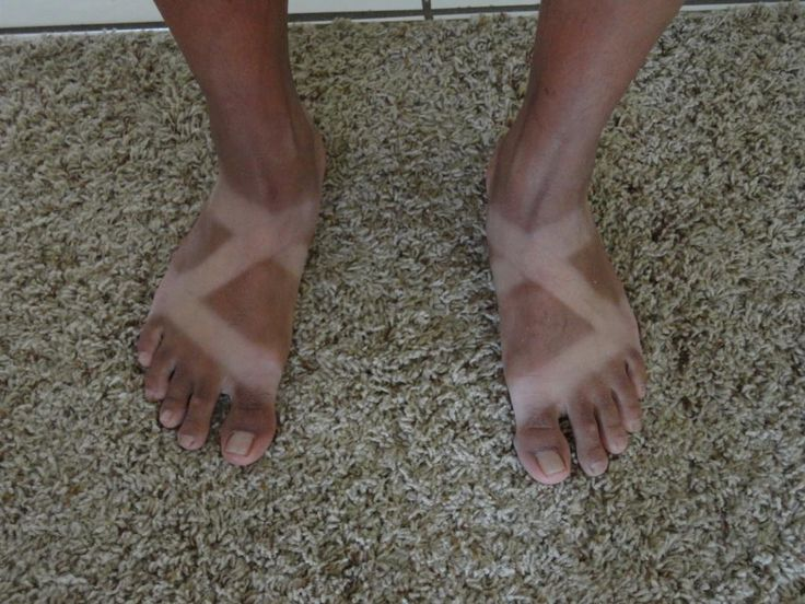 Black women tan lines-7886