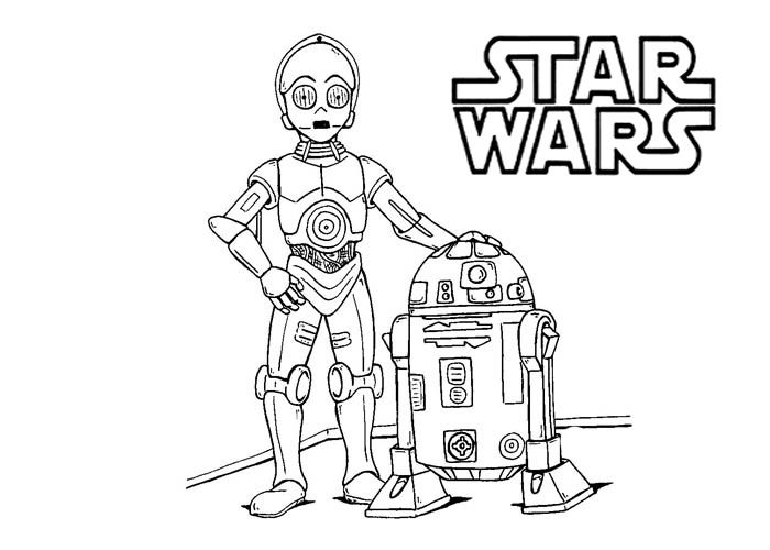 50 Top Star Wars Coloring Pages Online Free Star Wars Coloring Book