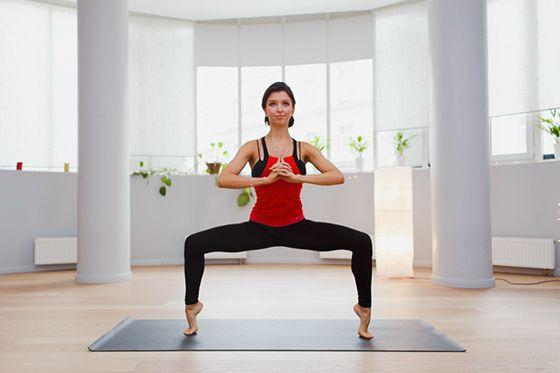 Худеем к лету: интервальная тренировка по йоге :: Фотокомплексы :: JV.RU
