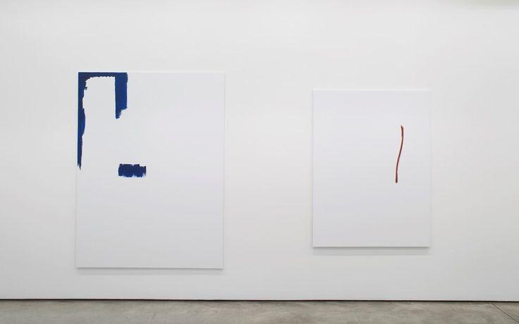 Michael Krebber - Maureen Paley, London | Ocula – Exhibitions