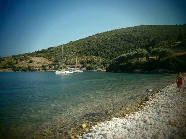 #DinaApartments #Kefalonia #Razata #Ionianislands #greece #AgiaSofiaBeach Agia Sofia Beach Kefalonia Greece