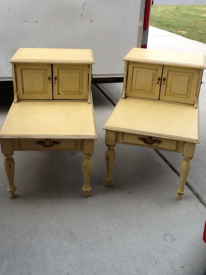 Pin by lisa strong on furniture makeover before and after for Before and after furniture makeovers