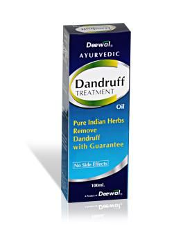 Dandruff Treatment Oil  Price: 150.00 Rs. Pack Size: 100.00 ml