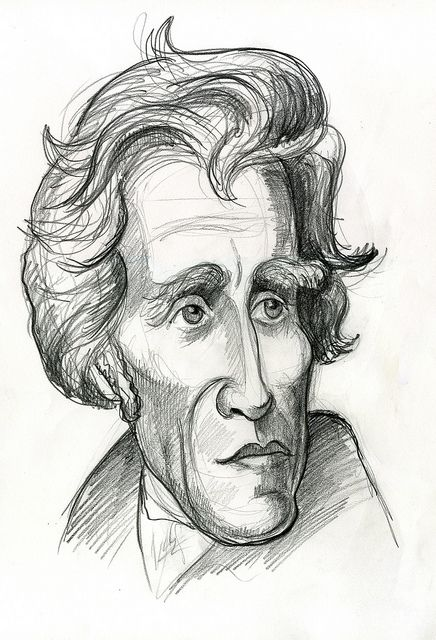 andrew jackson seventh president of the united states 1829 1837