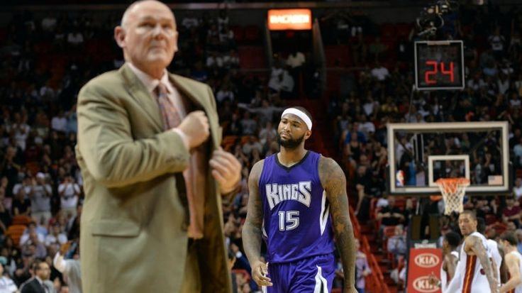 Kings owner confirms George Karl tried to trade DeMarcus Cousins
