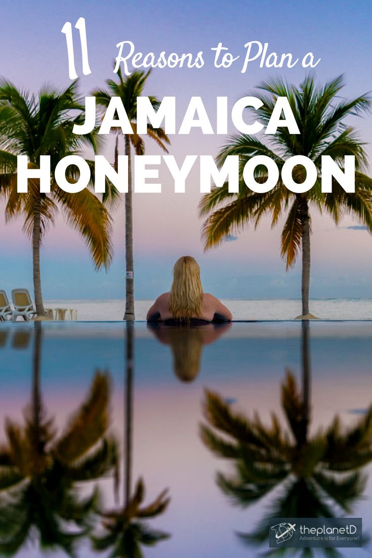 11 reasons Jamaica is the perfect Caribbean honeymoon destination. Best resorts, things to do, and what to eat on the island. | Blog by The Planet D: Canada's Adventure Travel Couple