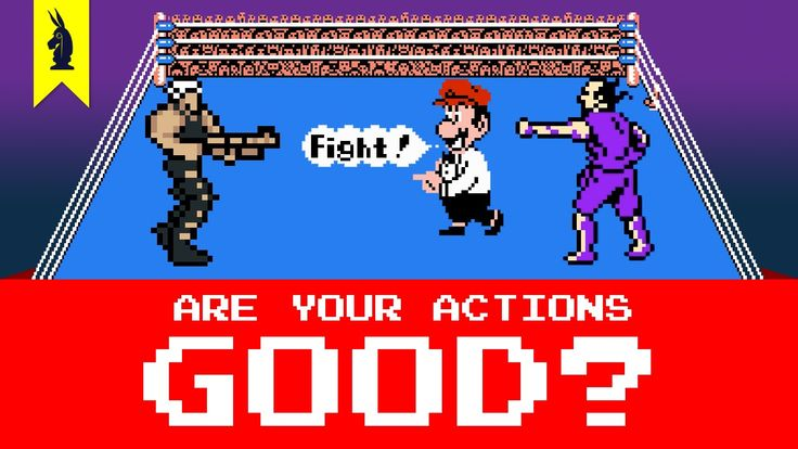Are Your Actions GOOD? (Kant vs. Mill) – 8-Bit Philosophy
