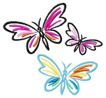 "Free embroidery design ""Butterflies"" Machine Embroidery Designs -butterflies- is a simple and beautiful design that can decorate any thing…   Free download: See also machine embroidery designs-redwork don't miss new free embroidery design with  magical cat's eyes Oct 20, 2015админ If you enjoyed this article, subscribe to receive more just like it Enter your email address:Delivered …"